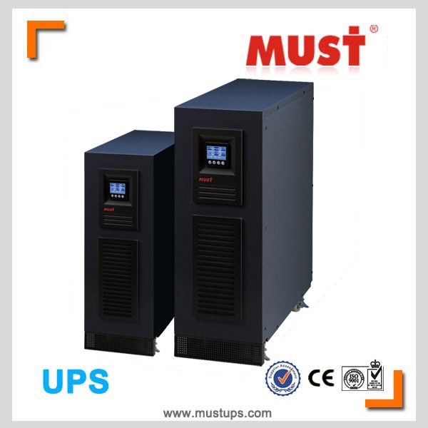 power supply 1 phase ups 220v 6kva to 20kva for medium sized integrated data center