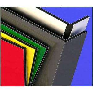 4'x8' aluminum composite panel manufacture / alucobond / exterior wall  cladding