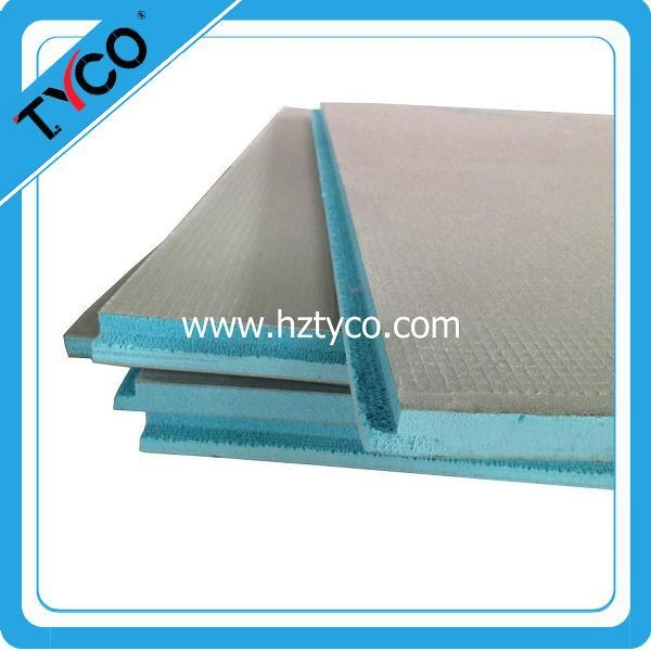 XPS Composite styrofoam wall thermal insulation floor panel