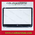 Original New Laptop LCD Moldura Preta + Prata Tampa Superior para HP M6 M6-1000 Tampa Do Laptop Caso A + B LCD Back Cover + Frente LCD Bezel