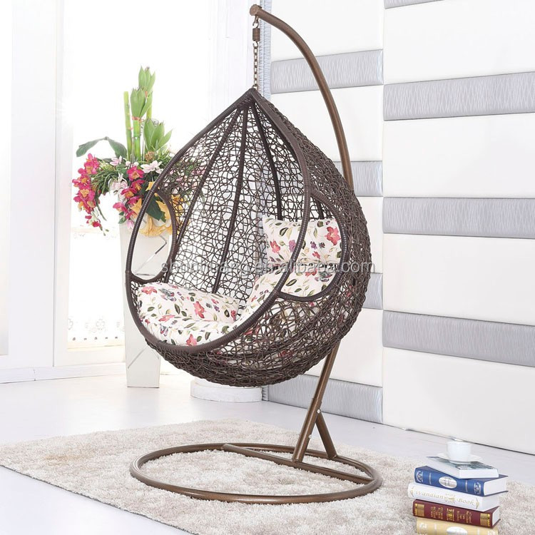 Outdoor Rattan Hanging Swing Chair Hammocks Swing Egg Chair View Rattan Hanging Chair Oem Product Details From Foshan Shunhuang Furniture Co Ltd On Alibaba Com