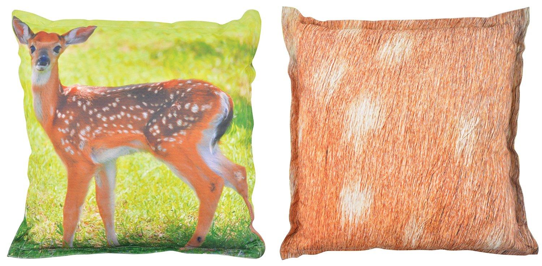 Esschert Design BK007 Outdoor Cushion, Deer Large