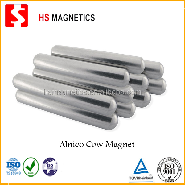 Supply alnico 5 /alnico 8 cow magnet for cow eat