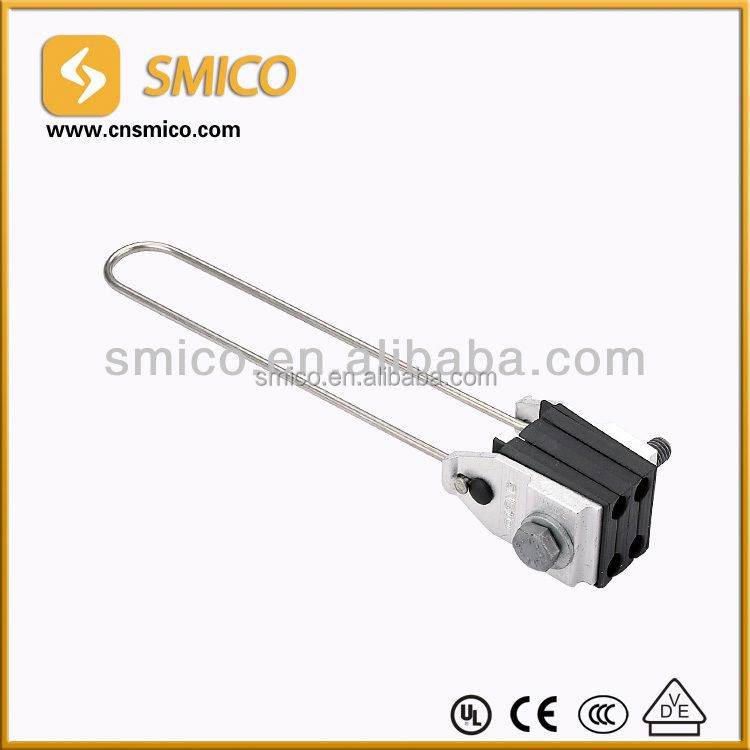 SMICO SN158 aluminum clad steel rods tension clamp