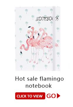 Hardcover Kustom desain Notebook Dengan Karet gelang