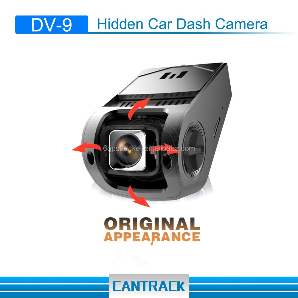 New design OEM dashboard camera car video camera night vision infrared car camera with 2.4 inches screen