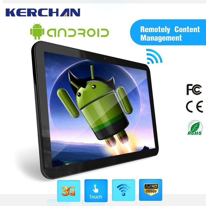 Google Quad Core Android 4.4 Super Smart Tablet, tablet with av input