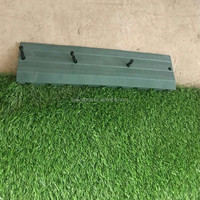 artificial lawn for synthetic snow With Long-term Service of lawn edging