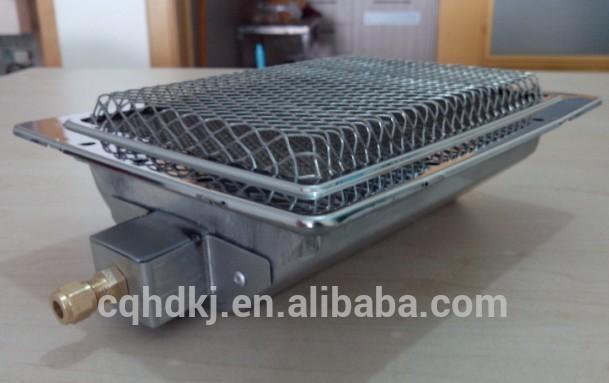 Brenner Für Gasgrill : Infrarot brenner gasgrill quarzglas kuppeln tischgrill edelst