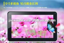 MID Aoson M92 9inch tablets All winner A13 1.5GHz,Cortex A8