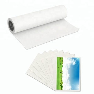 Wholesale self weeding press iron on inkjet heat transfer paper for printer