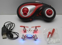 5 Channel and 6 Axis Gryo RC Mini Drones Toys with lights USB, Small Size and Light Weights to save shipping cost