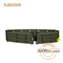 U.S Style Military Belt Police Duty belt Tactical Utility Web Belt