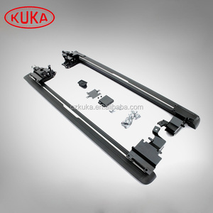 Auto Parts Power-driven Side Step Bars Pedal Power Running Boards for BMW X6 2010+