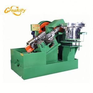 Machine manufacturer u bolt making machine used thread rolling machine