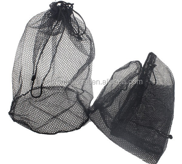 Small Mesh Drawstring Bag Nylon Round Bottom Net Ng Product On Alibaba