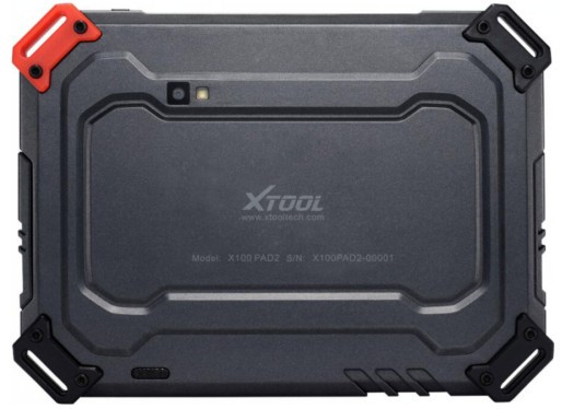 Xtool X100 PAD2 X-PAD2 pro Tablet Attrezzi Diagnostici Auto con KC100 per VW 4th 5th immo off strumenti meglio di X100 PAD
