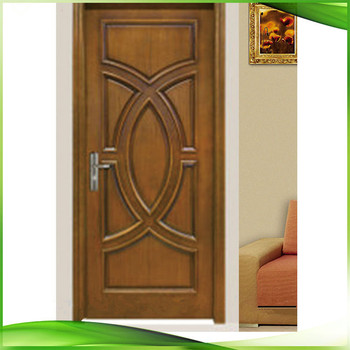 Flat teak wood main door designs buy main door wood for Main door design for flat