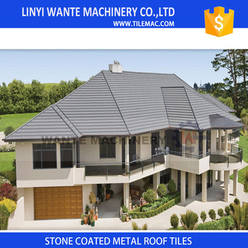 Wante bond steel roofing tile with german technique for roof construction & Wante Bond Steel Roofing Tile With German Technique For Roof ... memphite.com
