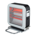 SYH-1802 New Design Korea Style Desktop Infrared Electric Carbon Heater,portable electric heater
