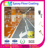 epoxy resin flooring coating factory floor paint industrial floor paint