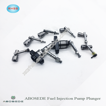 ABOSEDE diesel fuel injection pump plunger PT20-B/PW2 for ZEXEL