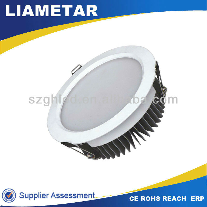 "Environmental 2.5""-5W round led downlight components parts"