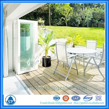 decorative aluminum door grates glass folding exterior doors