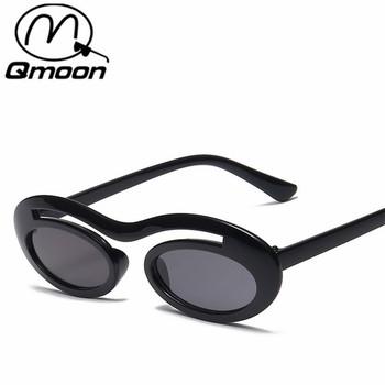 363ee8804ea56 Lente Colorida Barato Personalizado Mulheres Novos Óculos De Sol ...