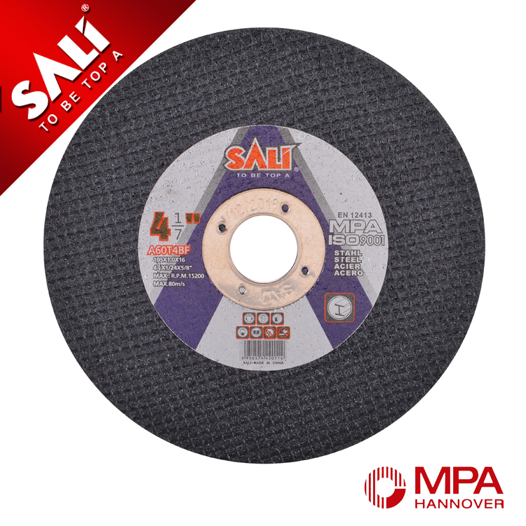 "Angle Grinder 105*1.0*16mm 4"" Abrasive Cutting Wheel for Metal"