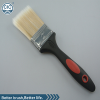 New design china hot sale product wood handle bulk paint brush with high quality