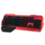 RGB rainbow Multimedia Metal Quick response Mechanical Keyboard With Comfortable Silicone Handrails