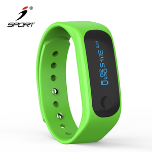 Phone Call SMS Notification Bluetooth Waterproof Fitbit Activity Wrist Band Tracker