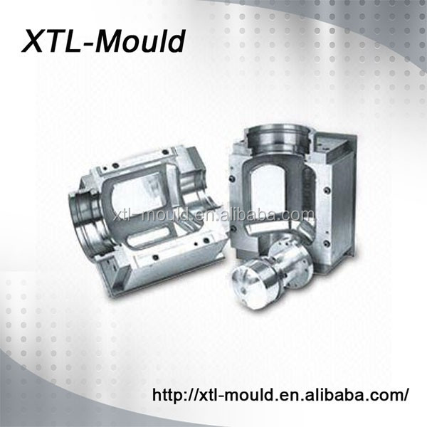 Cheap and high quality blow molding pe material tank mould