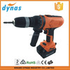 CE/GS certificeted professional electric power tool 18V cordless drill battery