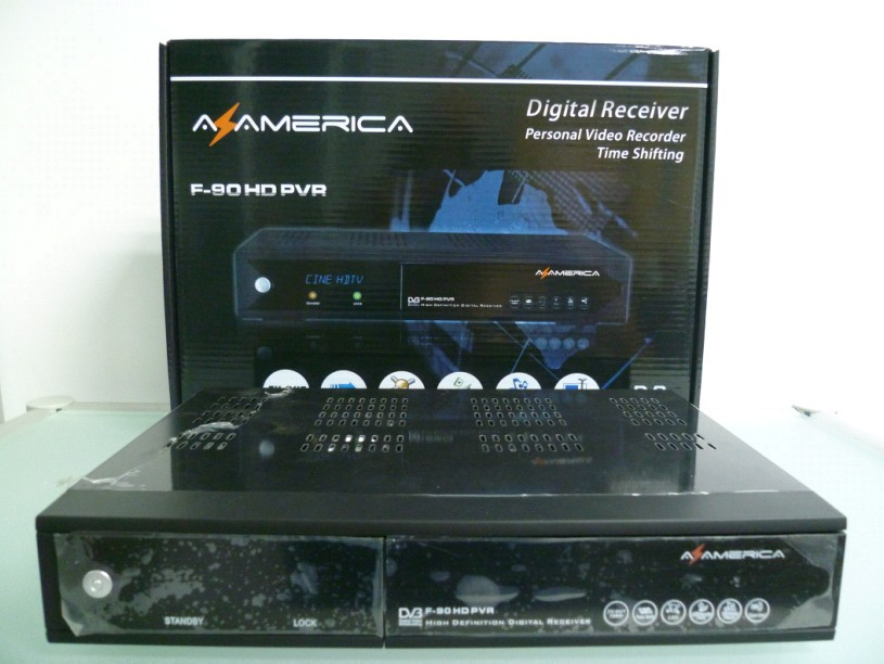 azamerica f90 hd pvr manual em portugues added