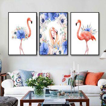 Decorative Painting Living Room Modern Minimalist European Sofa