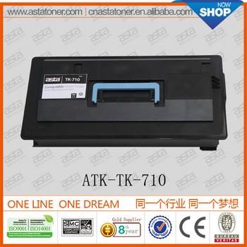 Tk-710 Tk-711 Tk-712 Tk-713 Tk-714 Compatible For Kyocera Laser ...