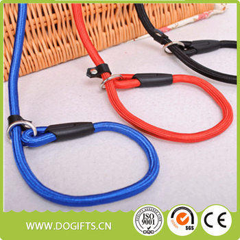 Training Dog Supplies Nylon Prepared High Quality Dog Training Leash Dog Collars and Leashes Dogift0486