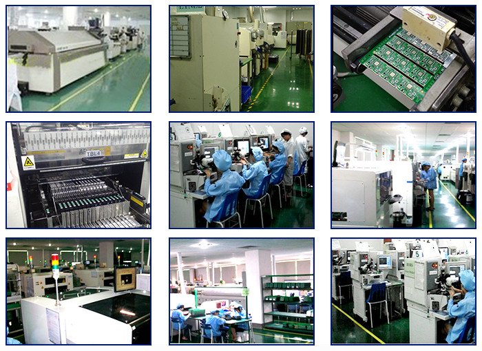 china pcba factory/pcb assembly for GPS tracker