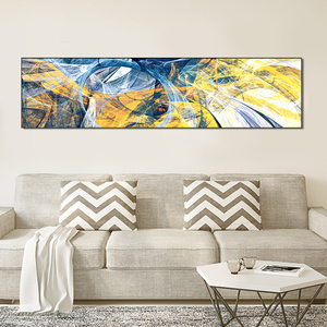 Wall Art Pictures For Living Room Home Decor Abstract Unreal Canvas Oil Painting Printed No Frame Poster and prints