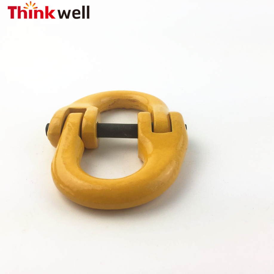 Thinkwell Forged G80 Yellow Coated Connecting Link