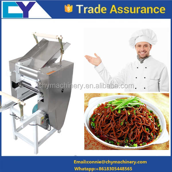 MT60 Small type commercial used automatic ramen noodle machine,Pasta Making Machine