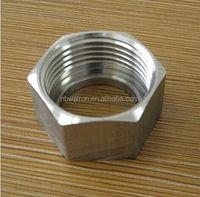 304/316 Stainless Steel Fittings, Hex Nuts, Stainless Steel Fasteners