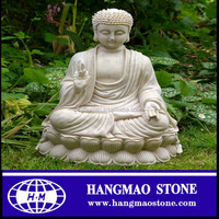 Hot sale lage buddha statues for garden /temple and park