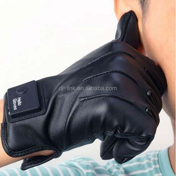 New arrivel! Magic Talk bluetooth phone Gloves For Smartphone