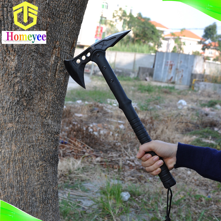 Outdoor camping survival military fire fighting tomahawk hatchet axes
