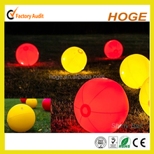 MultiColor Promotional Led Beach Ball