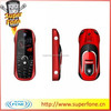 Z6 1.8 inch Electronic Torch GSM850/900/1800/1900MHZ cheap car phones for sale