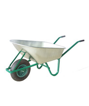 heavy duty power garden wheelbarrow